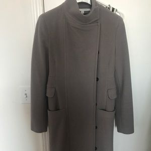 DVF WOOL COAT